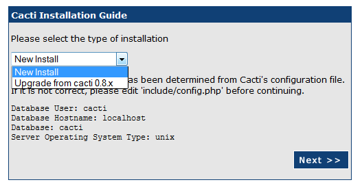 How to install Cacti on Debian 7, Step by Step