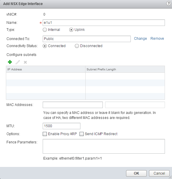 How to install and configure VMware NSX 6 1 2 SSL VPN